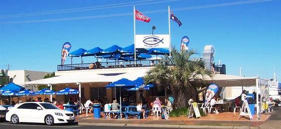 Mooloolaba Fisheries On The Spit Mooloolaba