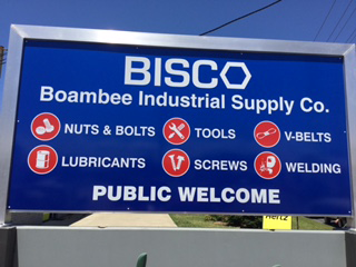 Boambee Industrial Supply Co BISCO