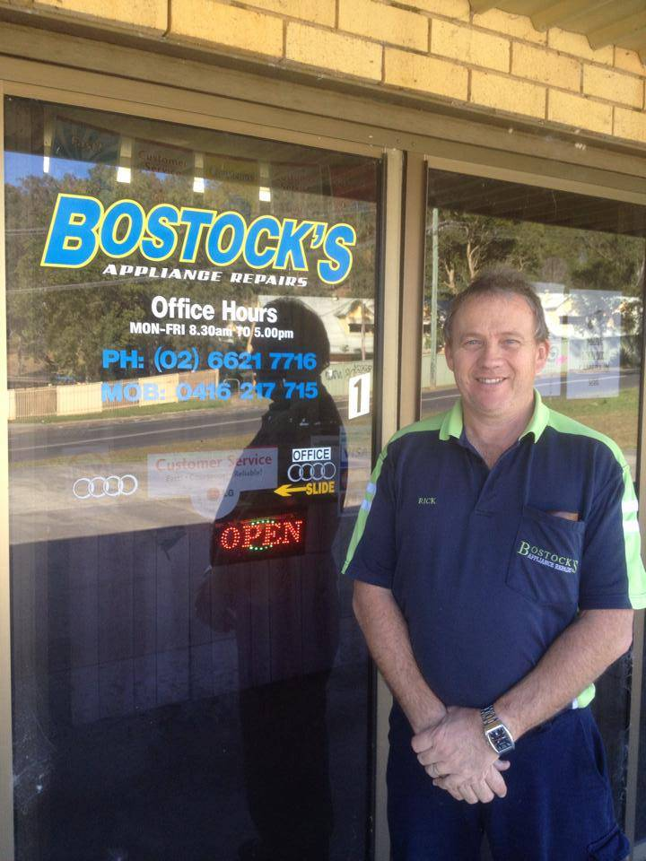 Bostocks Appliance Repairs