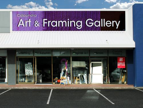 Caloundra Art  Framing Gallery
