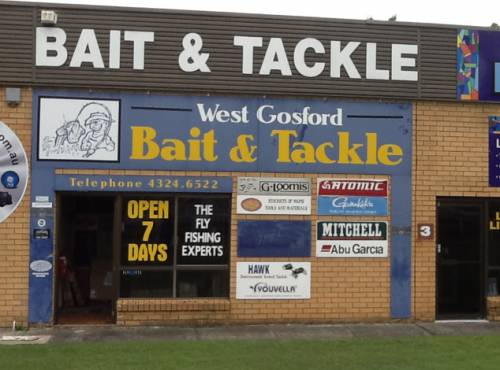 West Gosford Bait  Tackle