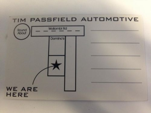Tim Passfield Auto Electrical