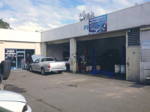 Tim Passfield Automotive and Electrical