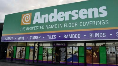 Andersens Floor Coverings Cairns