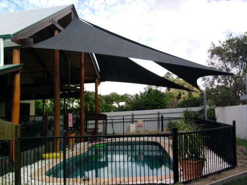 Shade Sails Hervey Bay