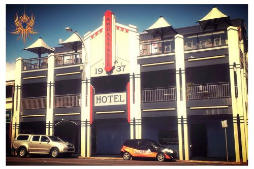 Mojo The Ambassador Hotel
