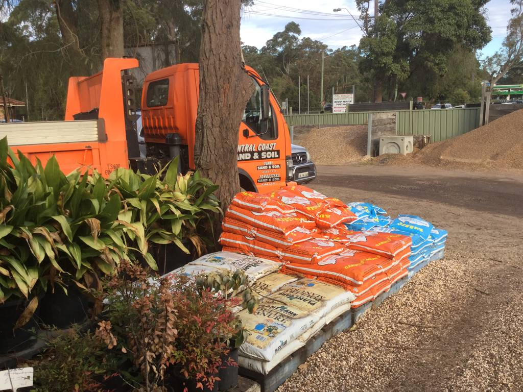 Tumbi Sand, Soil & Gravel Supplies Landscape & Building Materials