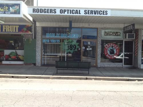 Rodgers Optical Services