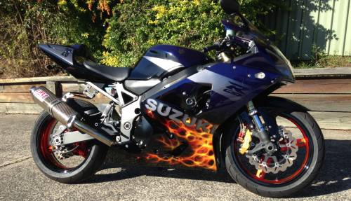 Two Wheel Custom Paint  Air Brushing