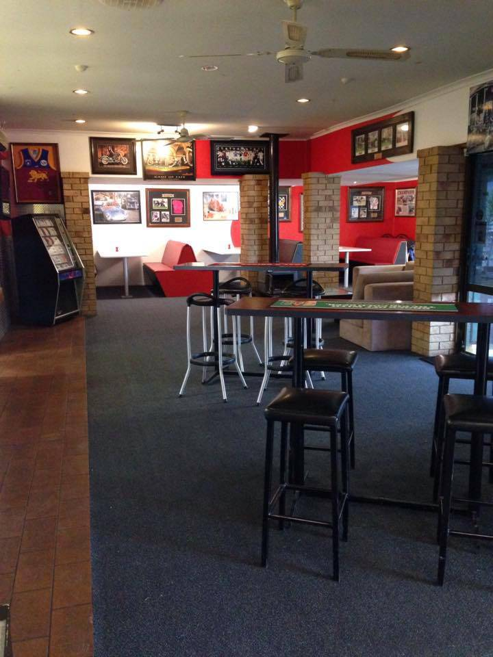 The Back Page Sports Bar  Grill