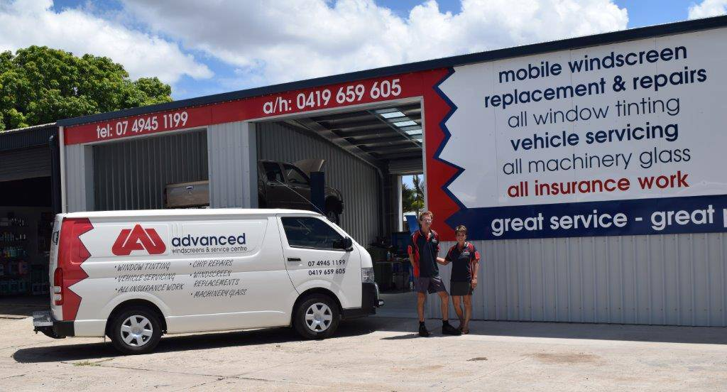 Advanced Windscreens  Service Centre