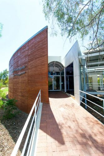 Museum of Central Australia  Strehlow Research Centre