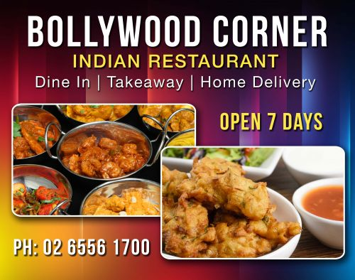 Bollywood Corner Indian Restaurant