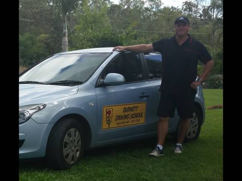 Burnett Driving School