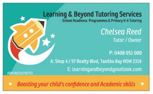 Learning and Beyond Tutoring Services