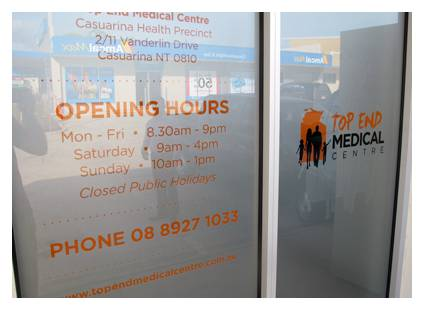 Top End Medical Centre Casuarina