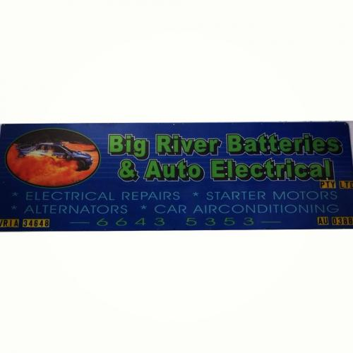 Big River Batteries  Auto Electrical