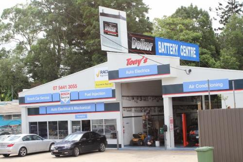 Tony's Auto Electrics–Air Conditioning & Mechanical