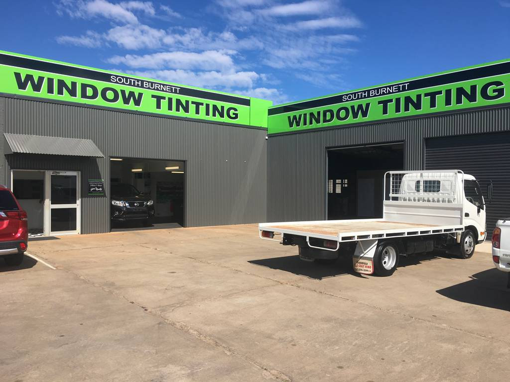 South Burnett Window Tinting