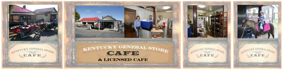 Kentucky General Store  Cafe