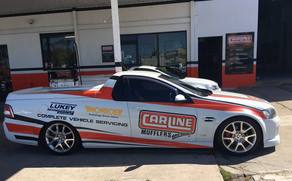 Carline Automotive and Exhausts