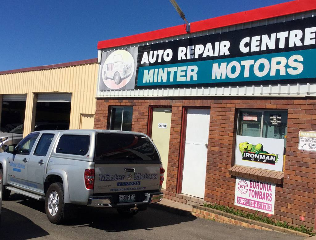Minter Motors