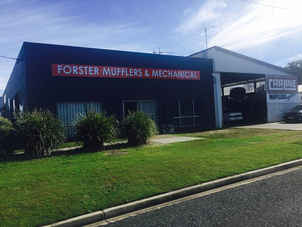 Forster Mufflers & Mechanical