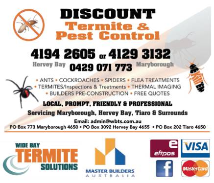 Wide Bay Termite Solutions