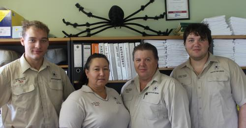 Gold City Pest Services - Gympie
