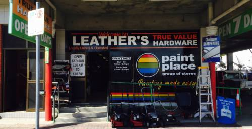 Leathers True Value Hardware