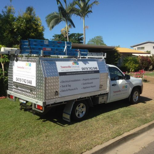 Townsville Electrical and Appliance Repairs