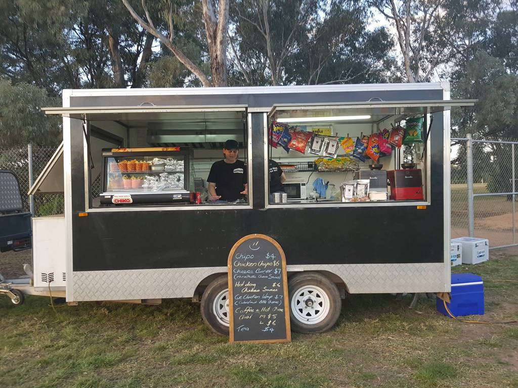 Kell's Snack Shack Catering & Mobile Food Van