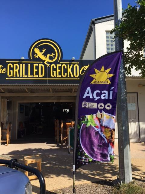 The Grilled Gecko Cafe