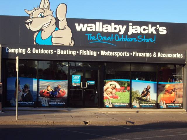 Wallaby Jacks