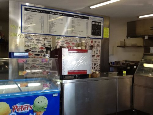 Urunga Seafood  Take Away