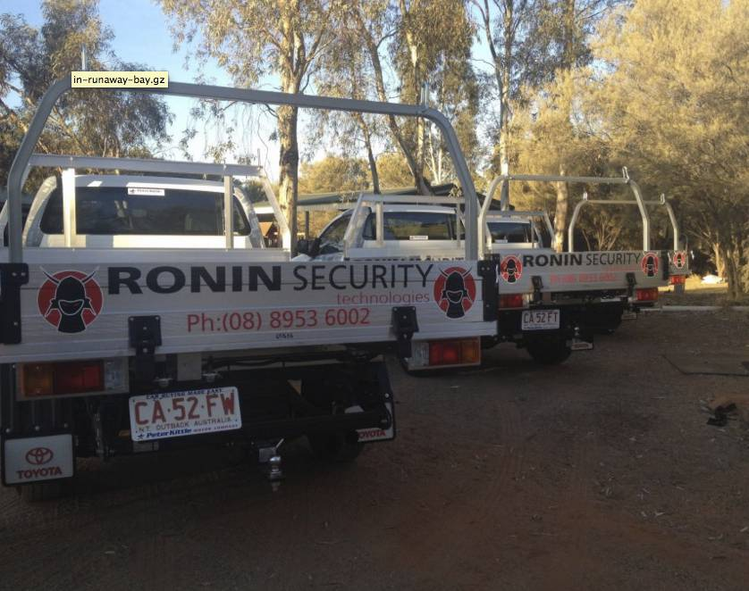 Ronin Security Technologies