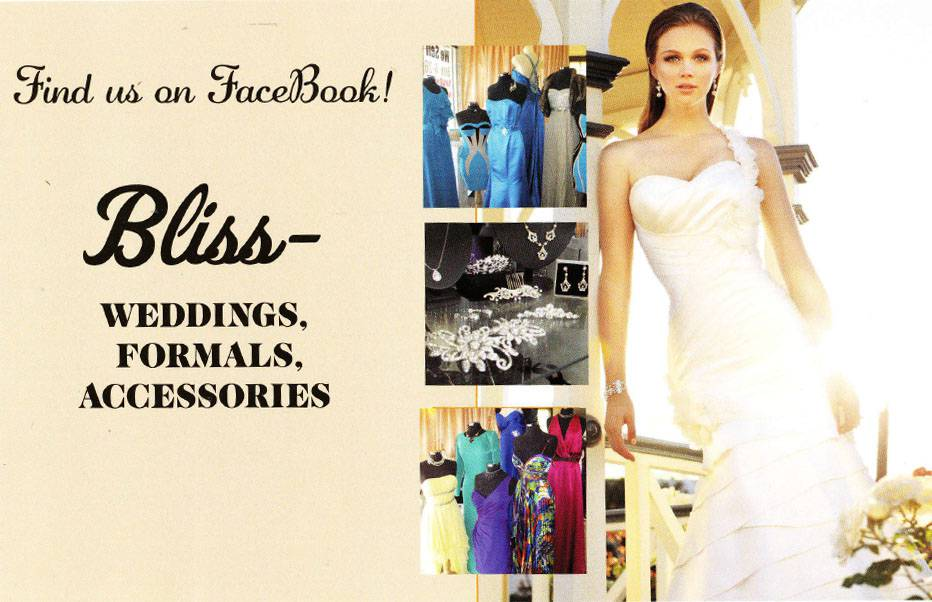 BlissWeddings Formals Accessories