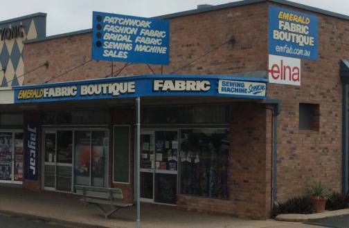 Emerald Fabric Boutique