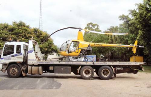 AAA Tilt Tray Towing