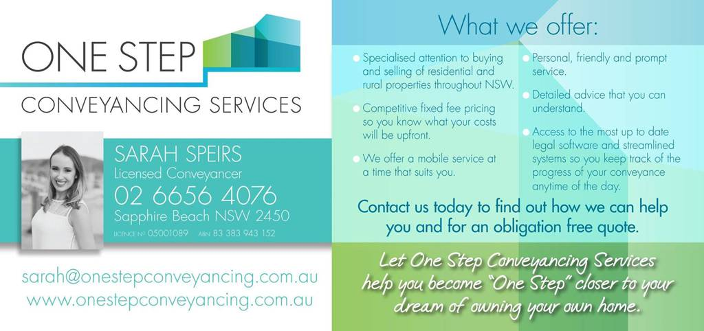 One Step Conveyancing Services