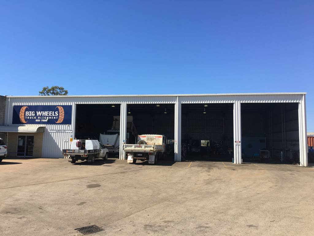 Big Wheels Truck Alignment Bundaberg