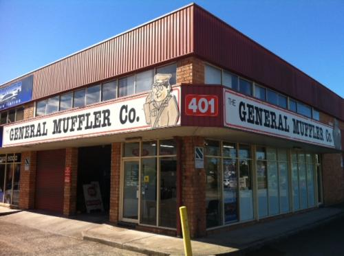 The General Muffler Company