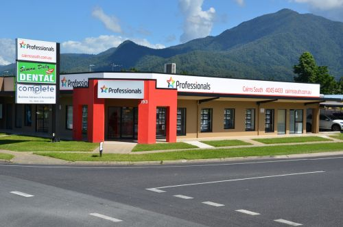 Professionals Cairns South