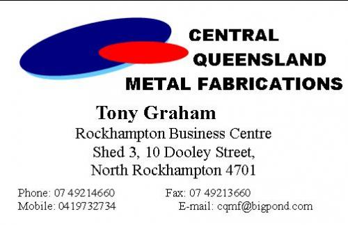 Central Queensland Metal Fabrications