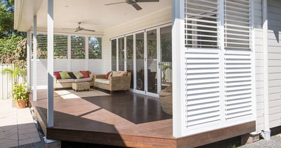 Australian Plantation Shutters & Blinds