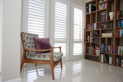 Classic Blinds  Shutters