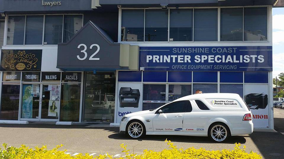 Sunshine Coast Printer Specialists