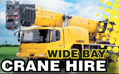 Wide Bay Crane Hire