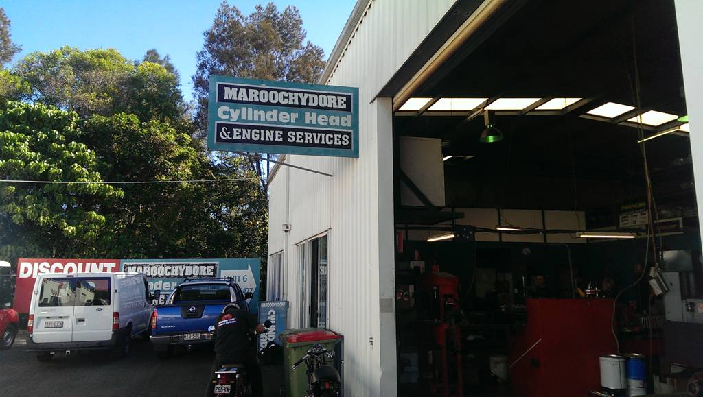 Maroochydore Cylinder Head  Engine Services