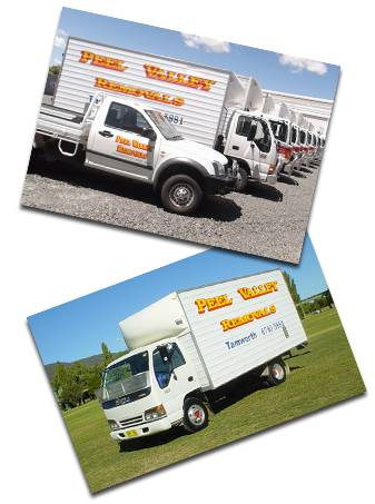 Peel Valley Removals